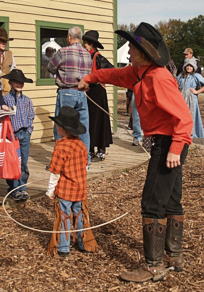 Rider Kiesner Old West Festival 2 Photo Credit Fred A Shaw