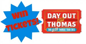 Day Out With Thomas 2013 Giveaway