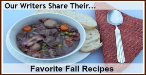 Favorite Fall Recipes: Chili, Stroganoff, Pie and More!