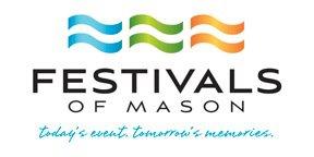 Festivals of Mason logo