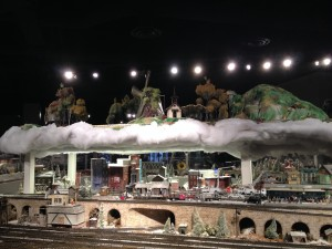 Holiday Trains at Cincinnati Museum Center