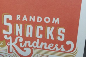 ArtWorks Random Snacks of Kindness