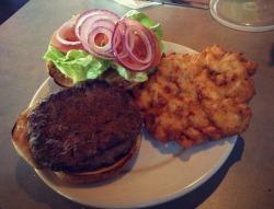 Izzy's Burger