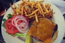 Keystone Burger