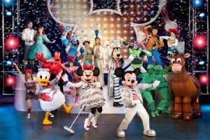 Disney Live! Mickey's Music Festival – GIVEAWAY