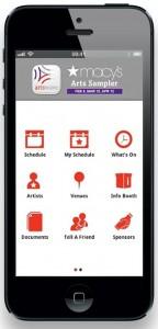 Sampler Weekend App