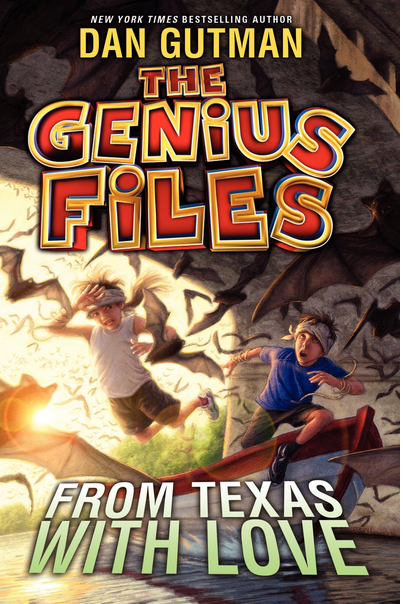 Genius Files Book Cover