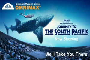 Journey to the South Pacific OMNIMAX {Giveaway}