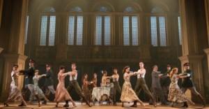 Evita Cast Dancing