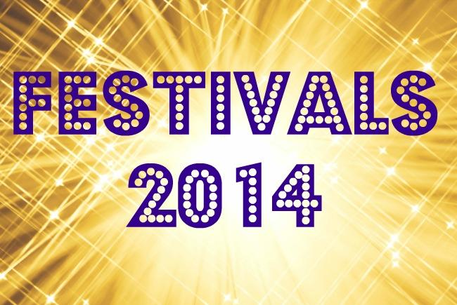 Festivals 2014