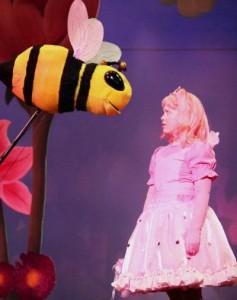 Pinkalicious Bee