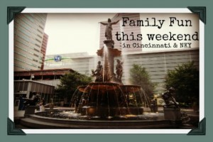 Family Friendly Things to Do in Cincinnati & NKY {Jan. 30 – Feb. 1}