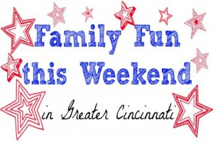 Family Friendly Things to Do in Cincinnati & NKY {May 23-26}