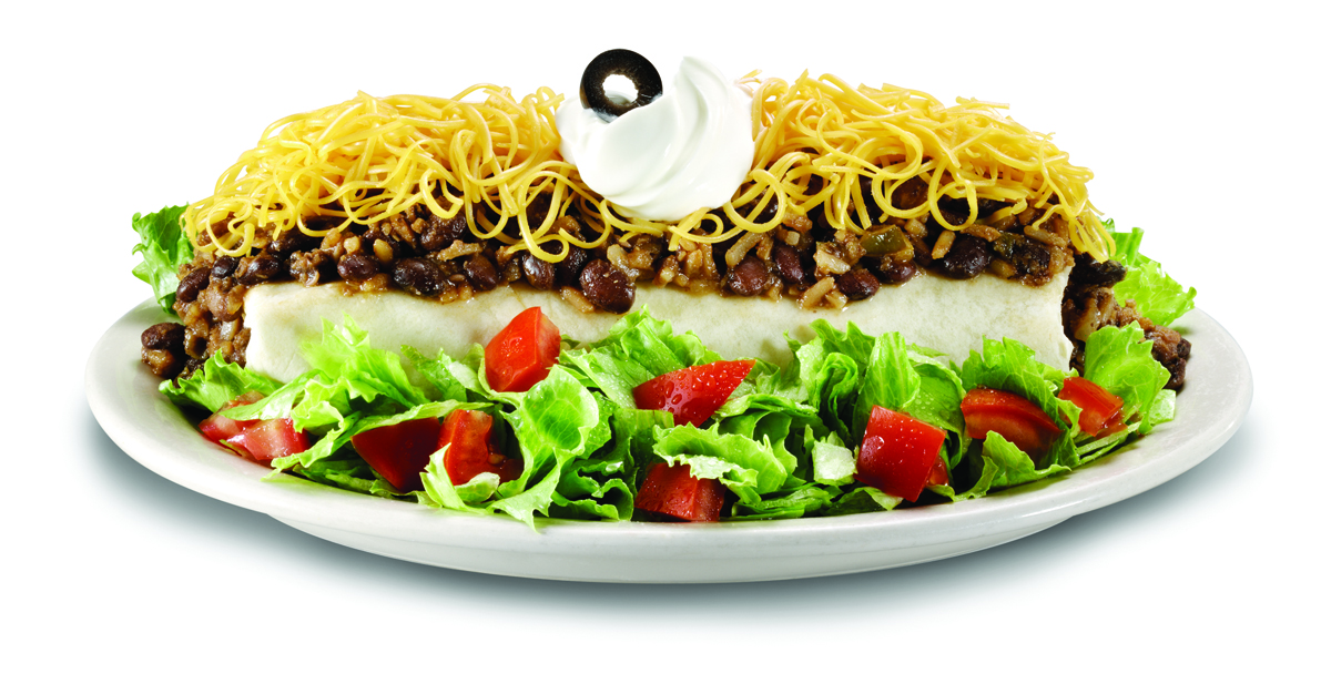 Skyline Chili Burrito