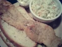Fish Fry Sandwich