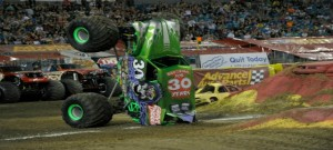 Monster Jam at US Bank Arena April 4&5 – Giveaway