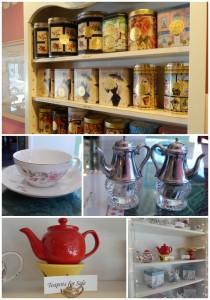 Mrs Teapots stuff for sale