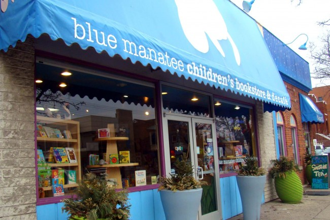 Blue Manatee Bookstore Turns 25
