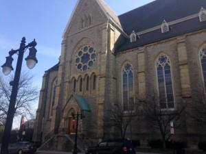 desales church