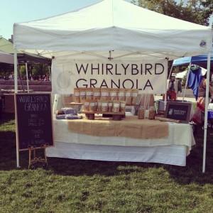 Small Business Spotlight: Whirlybird Granola