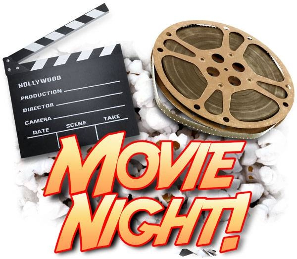 clipart of movie night - photo #24