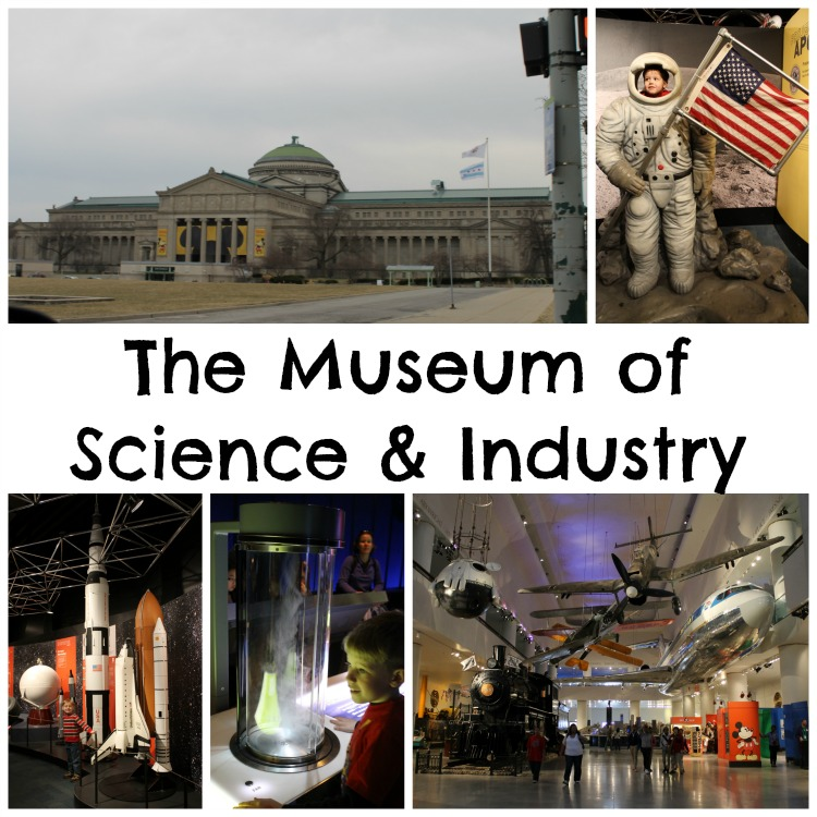 Museum of Science & Industry Chicago