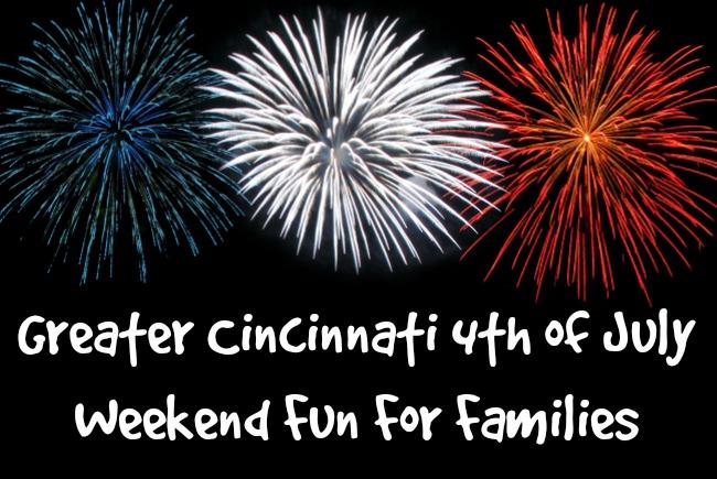 Celebrate Independence Day In Greater Cincinnati July
