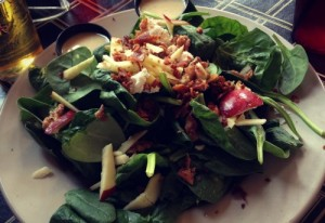 Cock & Bull Salad