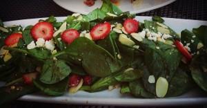Keystone Strawberry Salad