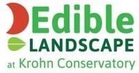 krohn conservatory edible landscapes logo