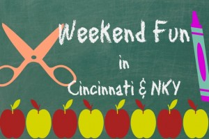 Family Friendly Things to Do in Cincinnati & NKY {August 15-17}