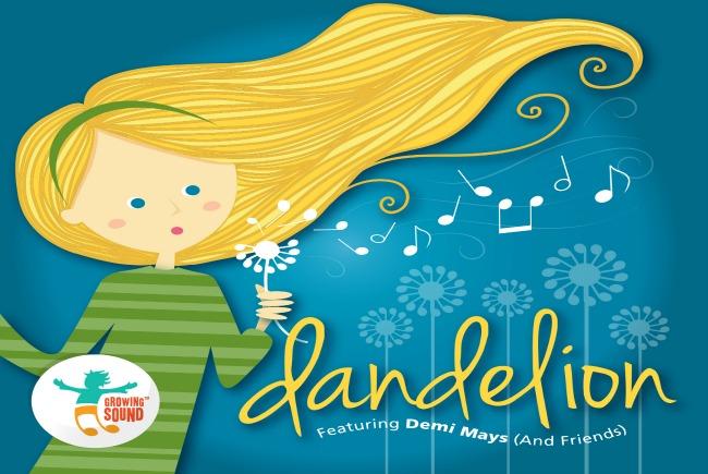 Music for Preschoolers:  Dandelion Album Giveaway