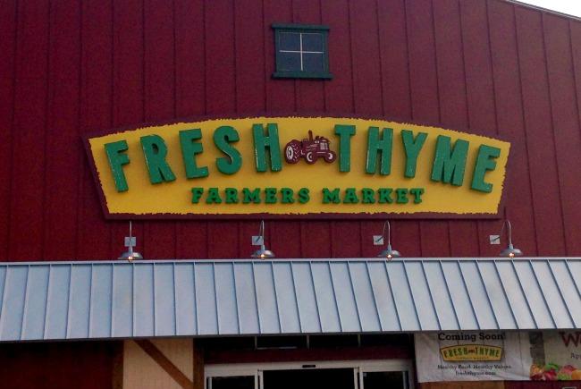 Fresh Thyme Farmers Market Oakley is NOW OPEN!
