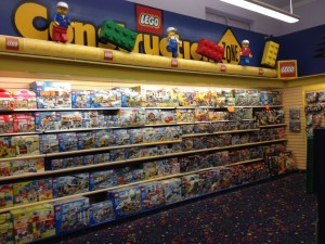 King Arthur's Court Toys Hosts LEGO Building Event (Giveaway Closed)