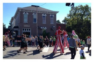 Festivals of Mason Parade
