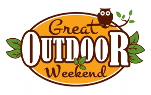 Great Outdoor Weekend logo