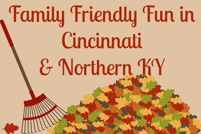 Family Friendly Things To Do In Cincinnati & NKY {October 17-19}