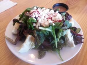 Troy's Cafe Salad 1 (640x480)
