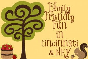 Family Friendly Things to Do in Cincinnati & NKY {November 27-30}