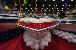 Hart Productions, 2013 Outdoor Show featuring Boats and Golf