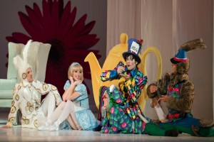 Cincinnati Ballet Presents: Alice (in Wonderland) GIVEAWAY