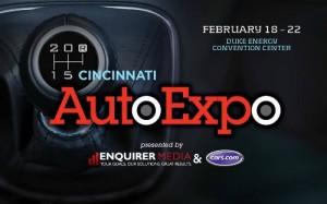 Cincinnati Auto Expo Flyer