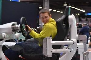 Cincinnati Auto Expo Simulator