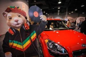 Cincinnati Auto Expo kia