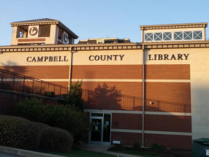 Photo from the Campbell County Public Library Facebook Page
