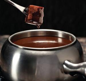 melting pot chocolate