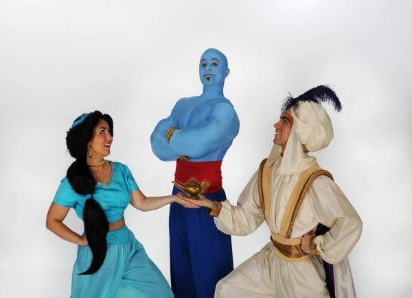 The Children's Theatre of Cincinnati presents Disney's Aladdin JR. GIVEAWAY