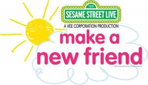 Giveaway – Sesame Street Live: Make a New Friend