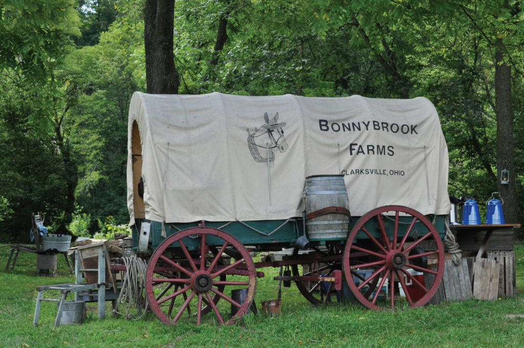 The Summer Fun on the Farm festival at Bonnybrook Farms includes a 5K, live music, BBQ, and fun for the entire family. Get a chance to win free tickets.