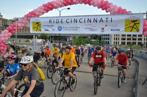 Cycling Fun For Entire Family at Ride Cincinnati